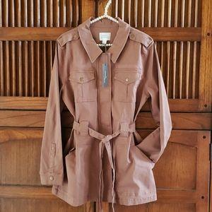 Market & Spruce coat NWT